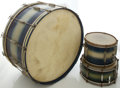 Musical Instruments:Drums & Percussion, Circa 1930's Vintage WM. F. Ludwig Drum Set....