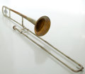 Musical Instruments:Horns & Wind Instruments, Circa 1950 Olds Super Olds Brass Trombone, #23433....