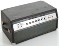 Musical Instruments:Amplifiers, PA, & Effects, Circa Early 1970's Ampeg SVT Bass Guitar Amplifier, #732322-2....