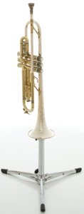 Musical Instruments:Horns & Wind Instruments, Circa 1960 King Super 20 Symphony Trumpet, #370181....