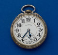Timepieces:Pocket (post 1900), Illinois 60 Hour Bunn Special 21 Jewel Pocket Watch. ...