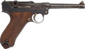 Handguns:Semiautomatic Pistol, German Model P08 American Eagle Semi-Automatic Pistol....