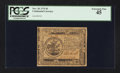 Colonial Notes:Continental Congress Issues, Continental Currency November 29, 1775 $5 PCGS Extremely Fine 45.....
