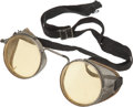 Baseball Collectibles:Others, Circa 1920 Max Carey Game Worn Sunglasses....