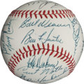 Autographs:Baseballs, 1971 Baltimore Orioles Team Signed Baseball....