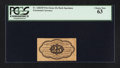 Fractional Currency:First Issue, Fr. 1282SP 25¢ First Issue Narrow Margin Back PCGS Choice New 63.. ...