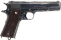 Handguns:Semiautomatic Pistol, Rare First Year Contract U.S. Colt Model 1911 Semi-AutomaticPistol....