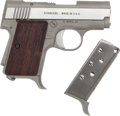 Handguns:Semiautomatic Pistol, OMC Model Kurz Semi-Automatic Pistol.... (Total: 2 Items)