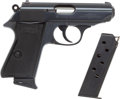 Handguns:Semiautomatic Pistol, Boxed Walther PPK/S Semi-Automatic Pistol by Interarms....