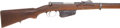Long Guns:Bolt Action, Austrian Model 1890 Mannlicher Bolt Action Military Rifle....