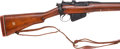 Long Guns:Bolt Action, Sporterized British Enfield No. 4 Mk I Bolt Action MilitaryRifle....