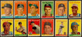 Baseball Cards:Lots, 1958 Topps Baseball Collection (177) With Stars and Mantle. ...