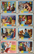 """Movie Posters:Drama, Moulin Rouge (United Artists, 1952). Lobby Card Set of 8 (11"""" X 14""""). Drama.. ... (Total: 8 Items)"""