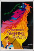 "Movie Posters:Animated, Sleeping Beauty (Buena Vista, R-1979). One Sheet (27"" X 41"") StyleA. Animated.. ..."