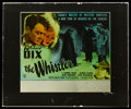 """Movie Posters:Mystery, The Whistler (Columbia, 1944). Glass Slide (2.5"""" X 3"""" without itsoriginal holder). Mystery.. ..."""