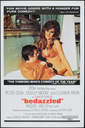 "Movie Posters:Comedy, Bedazzled (20th Century Fox, 1968). One Sheet (27"" X 41""). Comedy.. ..."