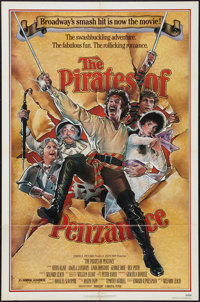 "The Pirates of Penzance and Others Lot (Universal, 1983). One Sheets (5) (27"" X 41""). Musical. ... (Total: 5 I..."