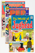 Modern Age (1980-Present):Humor, Archie Related Titles Group (Archie, 1970s-80s) Condition: AverageVF+.... (Total: 52 Comic Books)