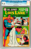 Silver Age (1956-1969):Adventure, Superman's Girlfriend Lois Lane #86 Twin Cities pedigree (DC, 1968) CGC NM+ 9.6 Off-white to white pages....