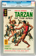 Silver Age (1956-1969):Adventure, Tarzan #174 Twin Cities pedigree (Gold Key, 1968) CGC NM+ 9.6 White pages....