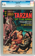 Bronze Age (1970-1979):Adventure, Tarzan #204 Twin Cities pedigree (Gold Key, 1971) CGC NM+ 9.6 Off-white to white pages....
