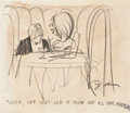 Original Comic Art:Miscellaneous, Eldon Dedini Pencil Preliminary Cartoon Original Art (undated). ...