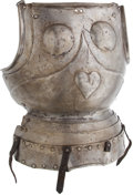 Antiques:Antiquities, Scarce 16th Century Armor Breastplate....