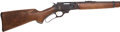Long Guns:Lever Action, Custom Engraved Marlin Firearms Model 336 Lever Action Rifle....
