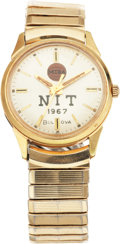 Basketball Collectibles:Others, 1967 NIT Championship Presentational Watch....