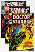 Silver Age (1956-1969):Superhero, Doctor Strange Group (Marvel, 1968-69) Condition: Average VF-.... (Total: 7 Comic Books)