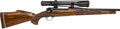 Long Guns:Bolt Action, Customized Winchester Model 70 Bolt Action Rifle....