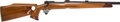 Long Guns:Bolt Action, Winchester Model 70 Bolt Action Rifle With One Scope.... (Total: 2Items)
