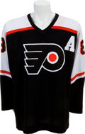 Hockey Collectibles:Uniforms, 2003-04 Mark Recchi Game Worn Philadelphia Flyers Jersey....
