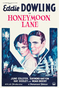 "Movie Posters:Comedy, Honeymoon Lane (Paramount, 1931). One Sheet (27"" X 41"").. ..."