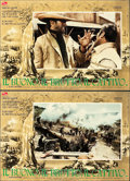 "Movie Posters:Western, The Good, the Bad and the Ugly (PEA, 1966). Italian Photobusta Setof 10. (18"" X 26.5"").. ... (Total: 10 Items)"