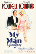 "Movie Posters:Comedy, My Man Godfrey (Universal, 1936). One Sheet (27"" X 41"") Style C....."