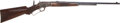 Long Guns:Lever Action, Annie Oakley: An Important Marlin .22 Caliber Rifle, Serial #431188, Owned by Annie. ...