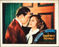 "Movie Posters:Drama, Employees' Entrance (Warner Brothers, 1933). Lobby Card (11"" X14"").. ..."