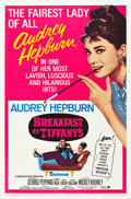 "Movie Posters:Romance, Breakfast at Tiffany's (Paramount, R-1965). One Sheet (27"" X 41"")....."