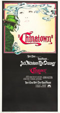 "Movie Posters:Mystery, Chinatown (Paramount, 1974). Three Sheet (41"" X 81"").. ..."