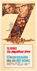 """Movie Posters:Western, The Magnificent Seven (United Artists, 1960). Three Sheet (41"""" X 81"""").. ..."""