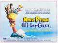 "Movie Posters:Comedy, Monty Python and the Holy Grail (EMI, 1975). British Quad (30"" X40"").. ..."