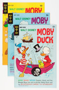 Bronze Age (1970-1979):Cartoon Character, Moby Duck File Copy Group (Gold Key/Whitman, 1967-78) Condition:Average VF+.... (Total: 18 Comic Books)