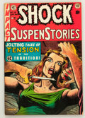 Golden Age (1938-1955):Horror, Shock SuspenStories #8 (EC, 1953) Condition: FN....