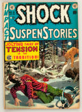 Golden Age (1938-1955):Horror, Shock SuspenStories #3 (EC, 1952) Condition: FN+....