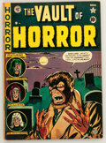 Golden Age (1938-1955):Horror, Vault of Horror #17 (EC, 1951) Condition: VG+....