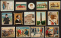 Non-Sport Cards:Lots, 19th and 20th Century American Tobacco Card Collection (63). ...
