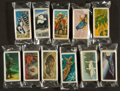 Non-Sport Cards:Sets, 1960's -'70's Brook Bond Foods Collection (500+) With 13 Complete,Near or Partial Sets. ...