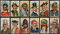 "Non-Sport Cards:Sets, Rare 1910 C95 ITC ""Types of Nations"" Complete Set (50). ..."