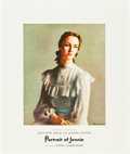 "Movie Posters:Romance, Portrait of Jennie (Selznick, 1948). Special Promotional Poster (22 X 26"").. ..."